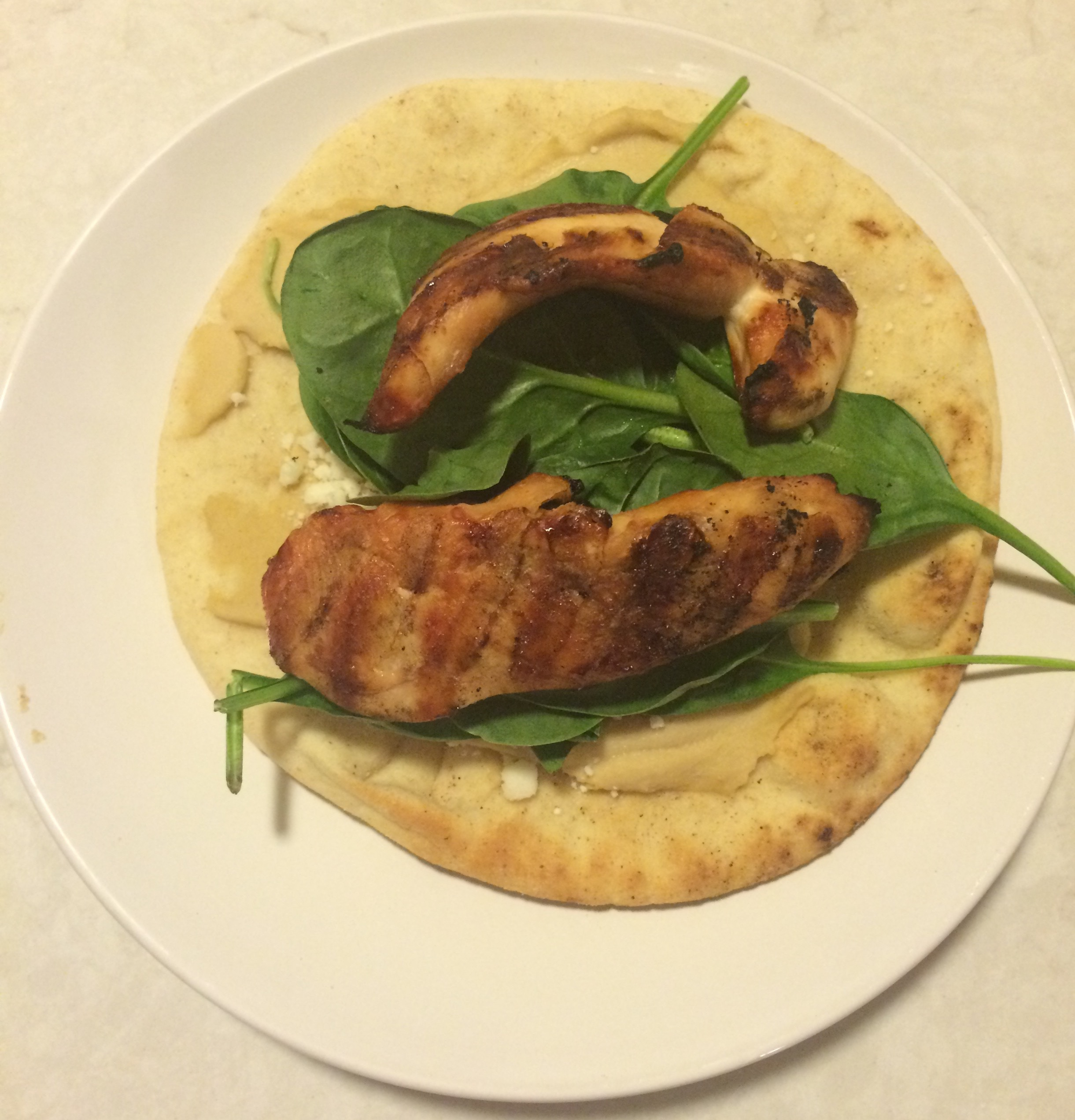 Simple & Delicious Mediterranean Chicken Pita Recipe